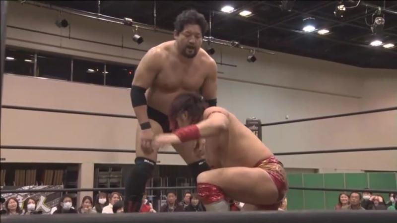 Shuji Ishikawa vs. Soma Takao (DDT - D-Ou Grand Prix 2018 In Shimizu - Day 6)