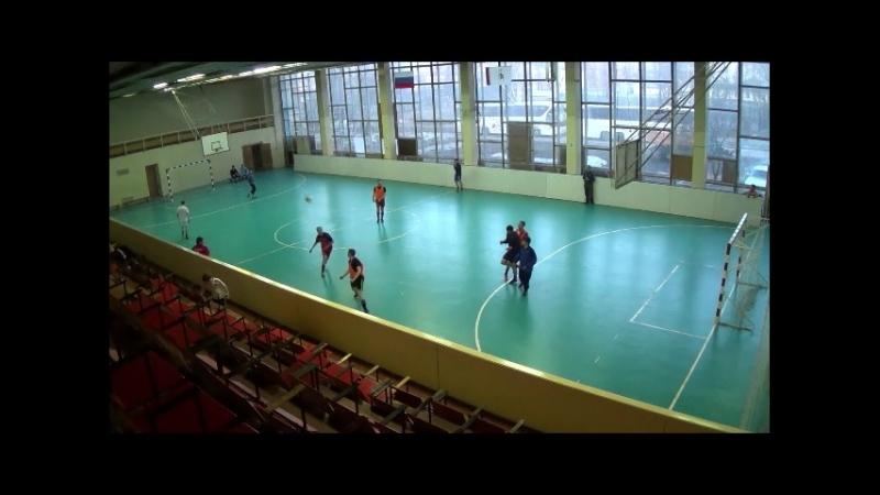 Спартак-ВОГ - ФСО/ФСБ_1тайм 2 часть