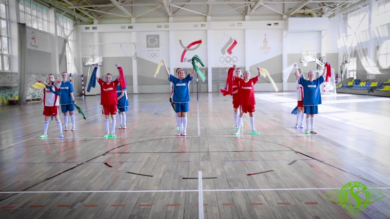 LSC-Dance 2018 Обучающий ролик