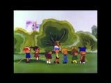 Гирлянда из малышей  Советские мультфильмы для детей