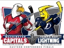 NHL 17-18. EAST FINAL G1. 11.05.18. WSH - TBL. Евроспорт.