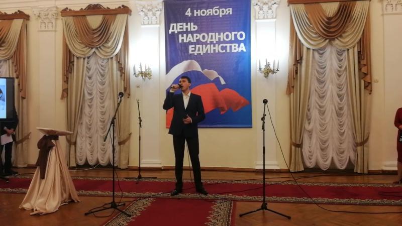 Денис Володин. Мелодия (муз. А. Пахмутовой, ст. Н. Добронравова)