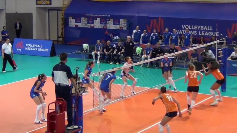 Лига наций. Россия vs Голландия. The League of nations. Russia vs The Netherlands, 17 05 2018.