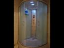 Ремонт квартир в Вологде. Ул. Карла Маркса. 1-комнатная, 36 м2. Выполнена сборка, установка душевой кабины. Выполняется укладка