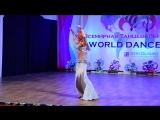 Victoria Titova.ХV World Dance Olympiad