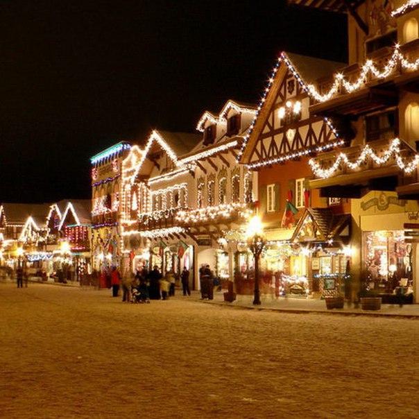 Казань: Новый Год в Чехии