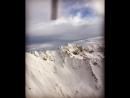 Лив на вертолете над Куршевелем, Французские Альпы