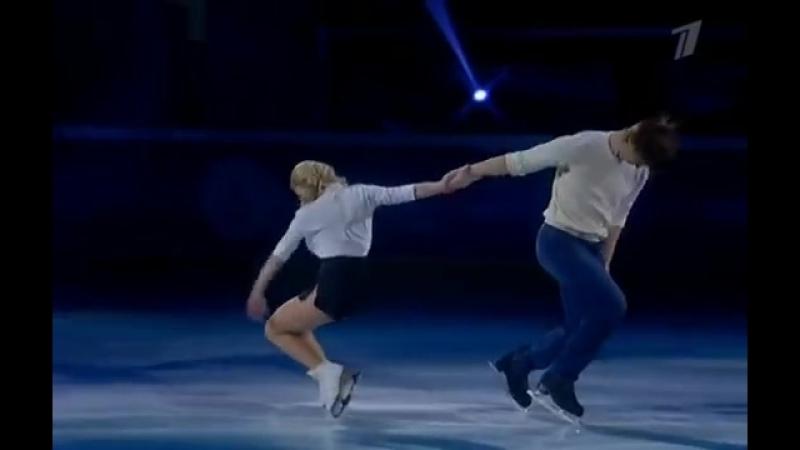 Гордость нации Ледовое шоу Российских олимпийцев 04 03 18