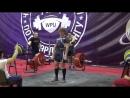 Андрей Побережный становая тяга Чемпионат России WPU 17 12 17