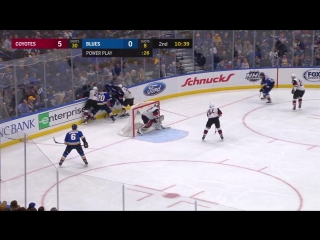 Arizona Coyotes vs St. Louis Blues – Jan. 20, 2018. Game Highlights _ NHL 2017_