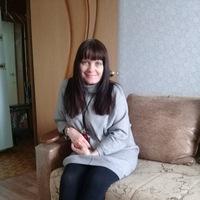 Анкета Ольга Шелестова