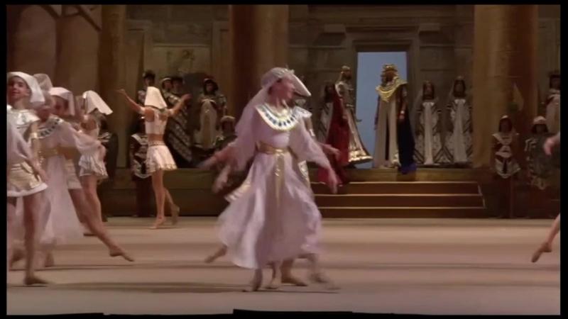 La Fille du Pharaon: Bolshoi Ballet