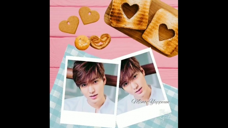 Cr. Wendy dela Cruz - 💗 Many Oppa in this world and yet my heart chose you 💗 Lee Min Ho / Ли Мин Хо