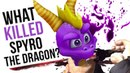 What Killed Spyro The Dragon