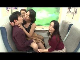 Kitajima rei, kirishima minako, morishita mio | pornmir японское порно вк japan porno vk [creampie, mature woman]