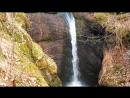 Водопад Коровий неподалеку от водопада Кук-Караук Весна Май 2018