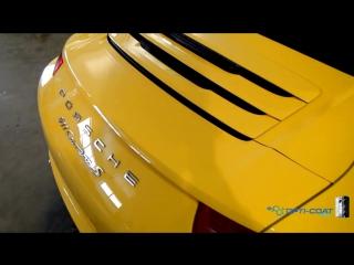 Porsche 911 CarreraS | 4 слоя | Керамическое\защитное покрытие Opti-Coat Pro +