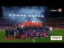 Все голы Месси в финалах Кубка Испании