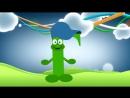 Слогопесенка со звуком Г. Учим буквы - развивающий мультфильм. Видео для детей.