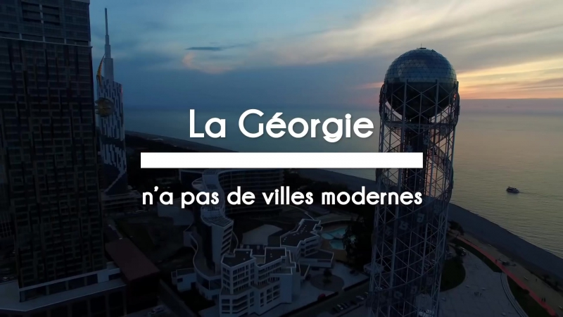 Georgia - Travel film by Tolt