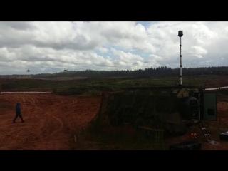 Появилось новое видео ошибочного удара вертолета на учениях «Запад-2017»