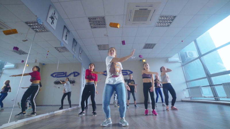 Choreo by Lilla Dancers: NS Family Video by FISHKA Vybz Kartel ft Keshan - The Goods (Raw)