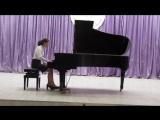 Степанович Арина 8 класс конкурс польской музыки