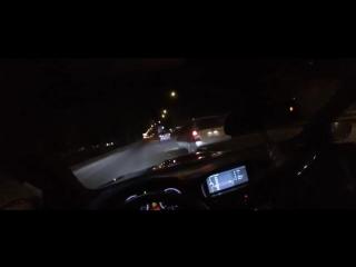 BMW M3 e92 night