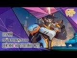 OVERWATCH от Blizzard. СТРИМ! Идём на платиновый рейтинг вместе с JetPOD90. Пот и боль, день №11.