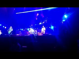 Foo Fighters Big Me Lollapalooza Berlin Rennbahn Hoppegarten 10.09.2017