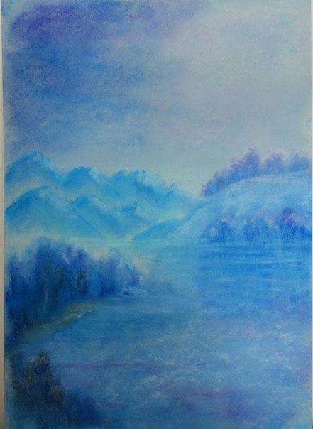 Афиша Новосибирск арт-терапия Рисование для Души пастелью
