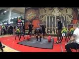 Karu Asko становая тяга 370 кг