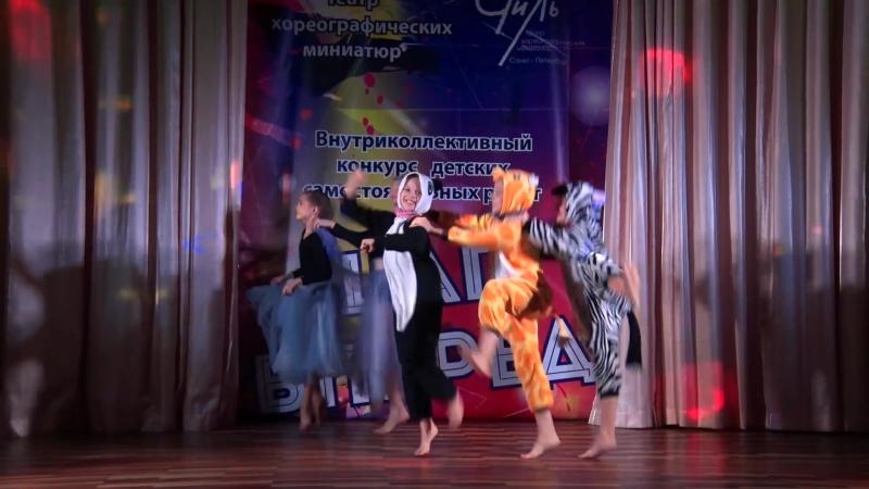 Дикая жизнь ( Николай Дроздов)