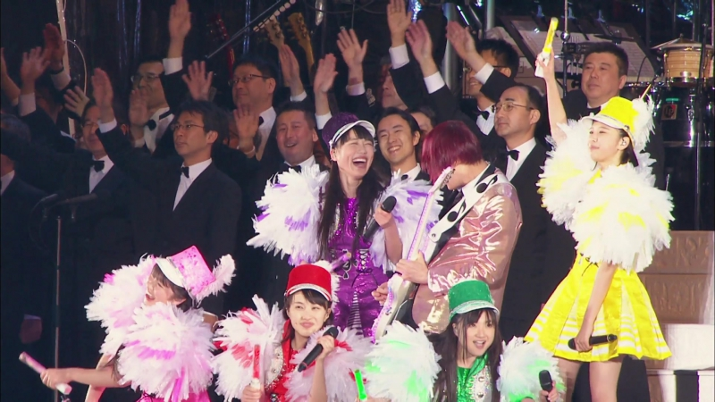 Momoiro Clover Z - Hashire [Haru no Ichidaiji 2014]