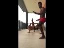 Танцы Зе Луиша и Алеси