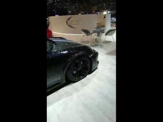 TECHART - Geneva Motor Show