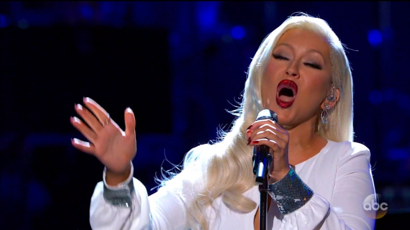 Christina Aguilera - Stormy Weather (Live African American Music Stories 2017)