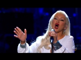 Christina Aguilera - Stormy Weather (Live African American Music &amp Stories 2017)