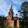 Георгиевский храм в Ратчино.