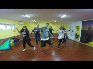 MATAFAKA — Unknown Brain | Choreo by SID