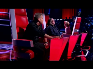 Yngwie Malmsteen - AMAZING Blind Auditions In The Voice))))))