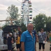 Анкета Виктор Кудрявцев