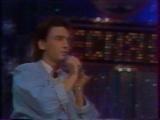 Песня-90 (1-я программа ЦТ СССР, 01.01.1991) Андрей Державин и группа
