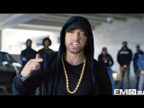 Eminem зачитал фристайл-cypher