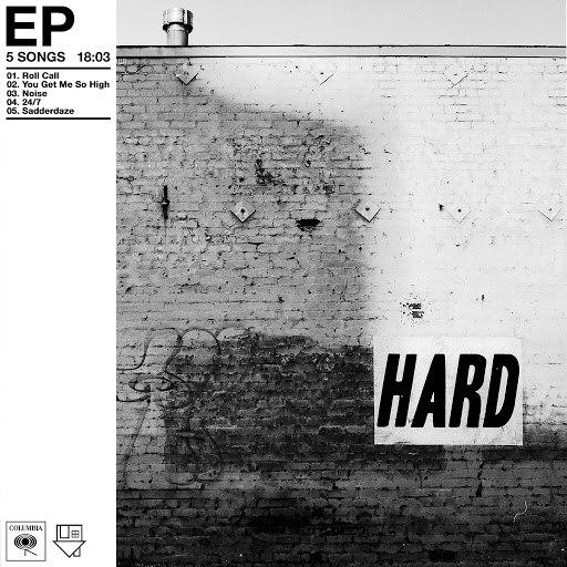 The Neighbourhood альбом Hard - EP