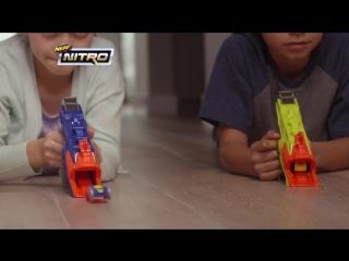NERF Nitro France - Flash Fury Chaos