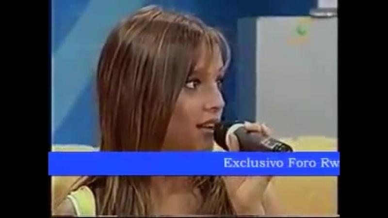 Erreway especial gira en Perú Nov 2004
