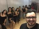 Дэвид Калдерон.Чилийский музыкант, танцовщик арабских танцев и педагог