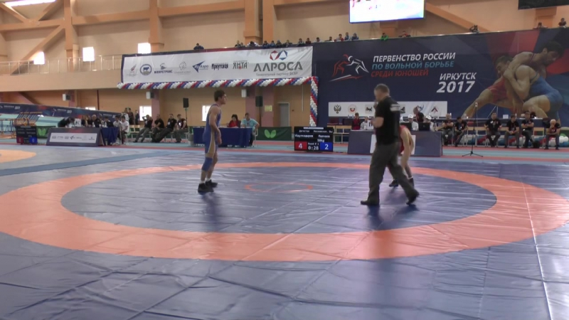 Асвар Палчаев - Магомед Абдулкадыров