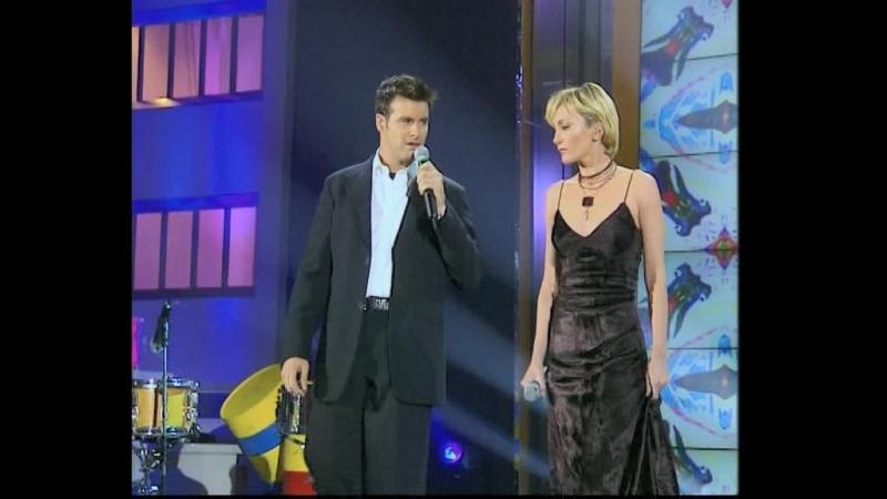 Les Enfoirés Patricia Kaas Roch Voisine Et maintenant 1999